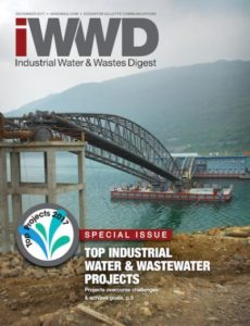 water and wastes digest