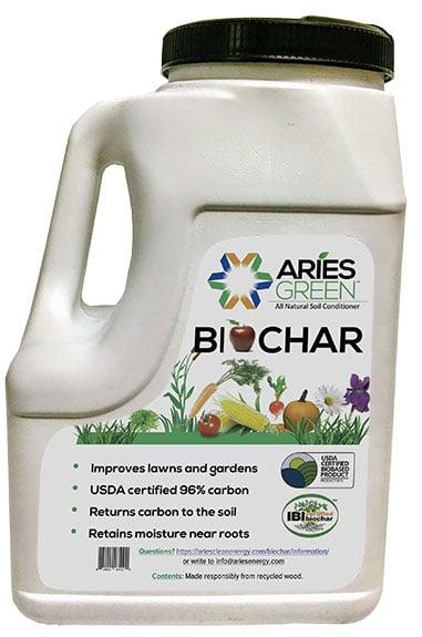 Aries Biochar 4 Quart Plastic Shaker